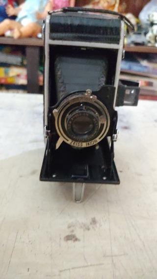 Camera Zeiss Ikon Derval De Fole Antiga