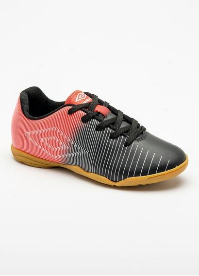 Chuteira Umbro Infantil - Vibe Jr - Futsal