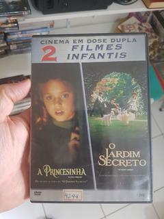 A Princesinha O Jardim Secreto - 2 Filmes Frete $9