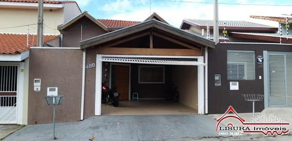 Casa No Villa Branca Jacareí Sp - 6386