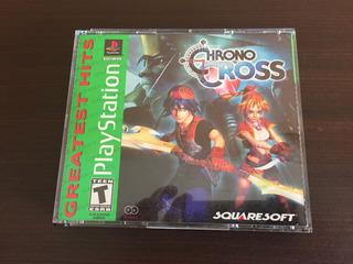 Chrono Cross Original Psx + Manual