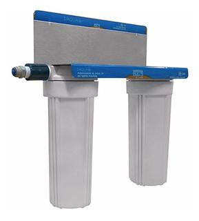 Migsa Hd-us2 Sistema Purificador Agua Filtro Carbon Activado