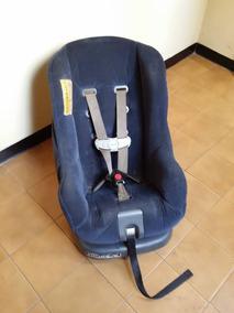 Silla De Bebe Para Carro Usada Azul