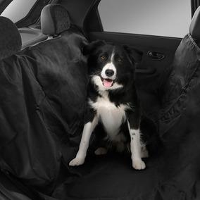 Capa Protetora Banco Traseiro Pet Caes Animais Preta