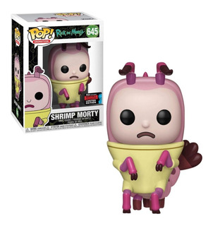 Funko Pop! Shrim Morty 645 - Rick And Morty Nycc Exclusive