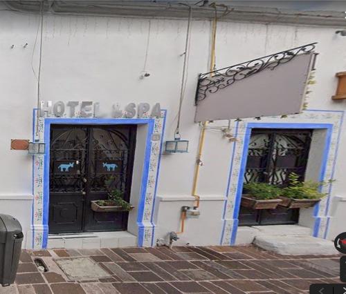 Centro Histórico Hotel 16 Habitaciones, Cocina,terrazas