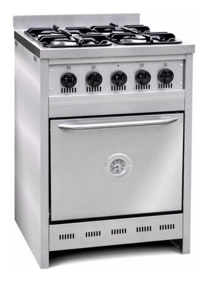 Cocina Industrial Corbelli Mod Cf 55 Cm Gas/n Zona Sur