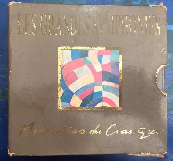Cd: Box Les Grandes Symphonies - Merveilles Du Classique