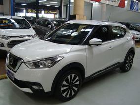Nissan Kicks Sl 1.6 Flex 2017 Branco (top De Linha)