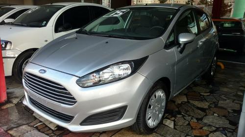 Ford Fiesta S 1.5 Flex Hatch Completo U.dono 89mkm 15/15