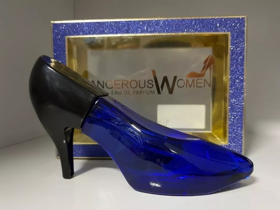 Perfume Dangerous Women 90ml Edp - Linn Young
