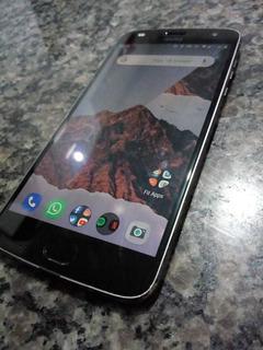 Motorola Moto Z2 Play + Moto Shell Bambu + Capa Protetora