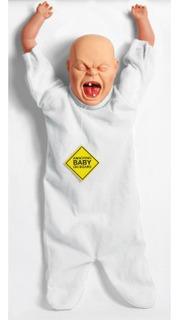 Forum Novelties Annoying Baby En Board
