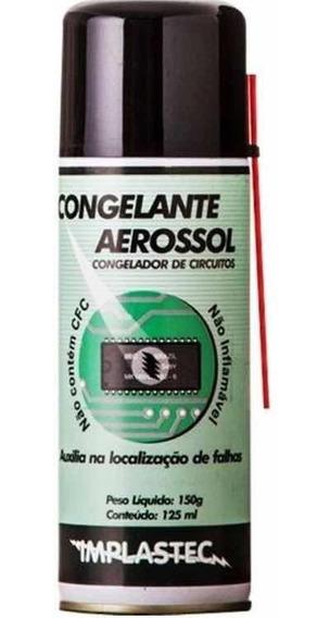 Spray Congelante Para Eletrônica 125ml Implastec 1