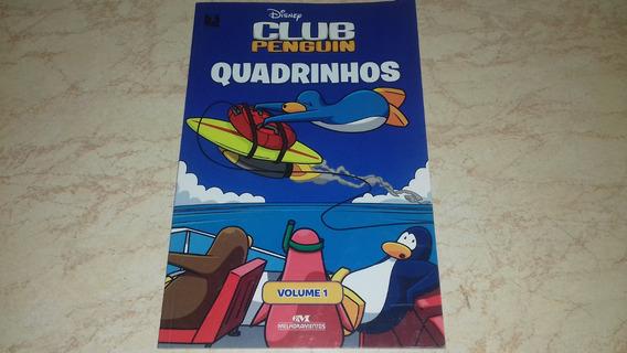 Livro Disney: Club Penguim Quadrinhos Volume 1