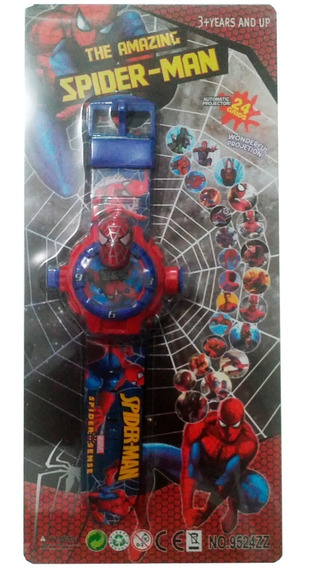 Relógio Infantil Diversos Modelos Vingadores Ben 10 Miney