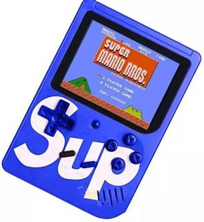 Consola Portatil Juegos Sup Game Box 400 Juegos Olivos