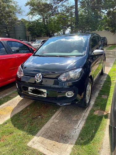 Volkswagen Up! Black Rede