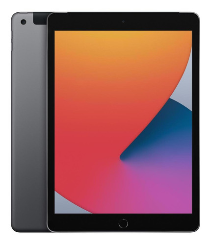iPad 10.2 (8va Generación) Wi-fi + Cellular - 128 Gb - Gris