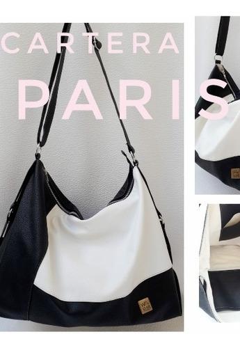Dos Cartera París + Porta Carpera A4