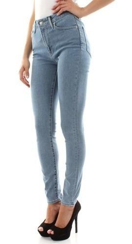 Calça Jeans Levis 721 High Rise Skinny - Original