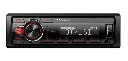 Mp3 Player Mvh-s218bt Pioneer Usb Bluetooth