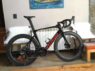 Bicicleta De Ruta Specialized Venge Pro Disc Carbono Nueva.!