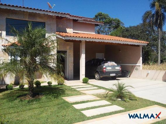 Casa Residencial Para Venda E Locação, Vila Rica, Vargem Grande Paulista. - Ca0066