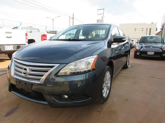 Sentra 2015 Advance Cvt 1 Dueño Fac Original !!!