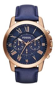 Relógio Fossil Grant Chronograph Fs4835