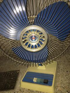 Ventilador Mesa Antiguo Arno 3 Veloc. (funciona Perfecto).