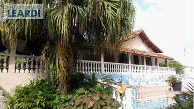 Casa Térrea Estr Recreio Pres Kennedy - Santa Isabel - Ref: 502632