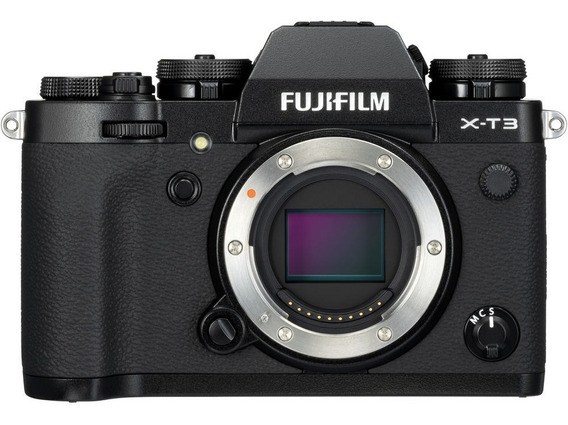 Camera Fujifilm X-t3 Fuji - Nova Open Box Apenas 1300 Clicks