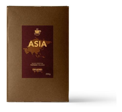 Imagen 1 de 6 de Café En Grano Blend Asia