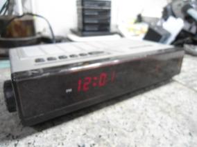 Rádio Relógio Roadstar - Para Reparo Ou Peças