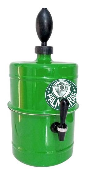 Chopeira Portátil 5,1 L Cerveja Geladissima Verde Palmeiras