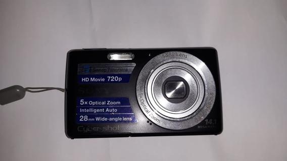 Câmera Digital Sony Lens