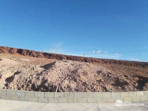 Terreno À Venda, 300 M² Por R$ 170.000,00 - Residencial Veredas - Poços De Caldas/mg - Te0142