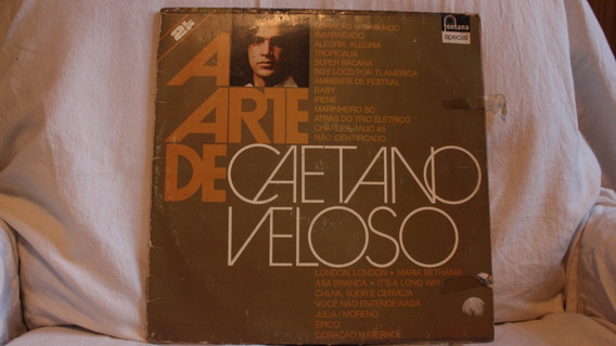 Caetano Veloso - A Arte (doble Ed Brasil)