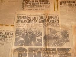 Diarios Antiguos Argentinos, 1960/2010 (ideal Para Regalo)