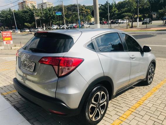 Honda Hr-v Automático 2017