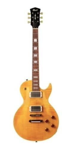 Guitarra Cort Cr 250 Antique Ambar - Ata Les Paul