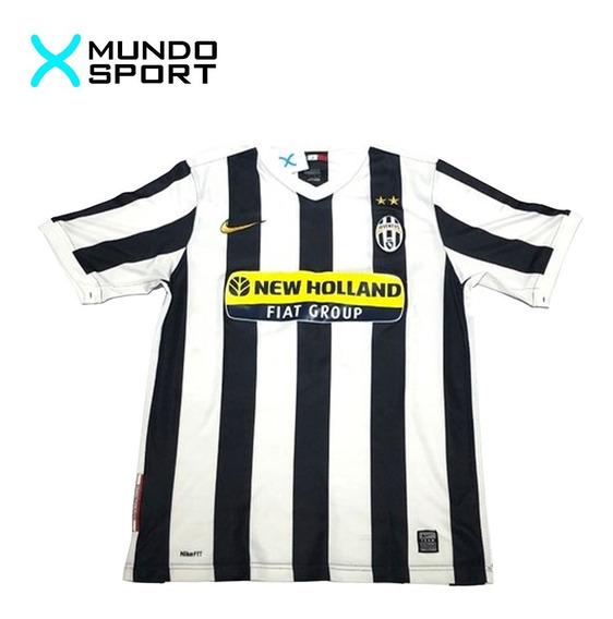 Camiseta De Juventus Nike Titular 2008 Numero 5 Cannavaro