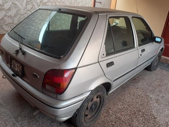Ford Fiesta Clx 1996, Motor 1300 Cc, Mecánico, Gasolinero