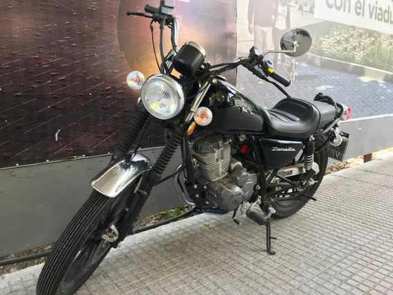Moto Zanella Patagonian Eagle 150 St Casi Nueva