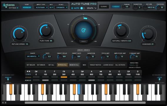 Auto Tune Pro 9.1 Antares Completo + Instalação Windows X64
