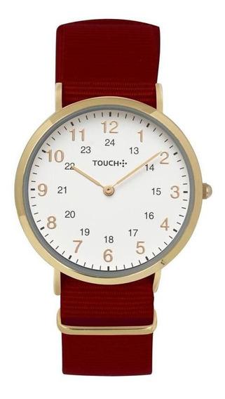 Relógio Touch Masculino Dourado Tw2025cg/3n