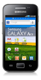 Celular Samsung Galaxy Ace Gt-s5830 Color Negro