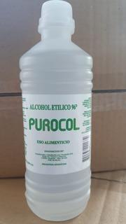 Alcohol Etílico 96% Purocol 500ml