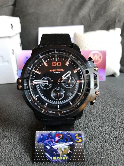 Relógio Diesel Dz4409 Deadeye Completo Com Caixa Original